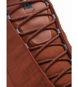 Konseal FL GTX Shoe Infrared Orion Lace Detail