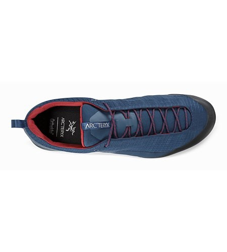 Konseal FL Shoe Nocturne Red Beach Top View