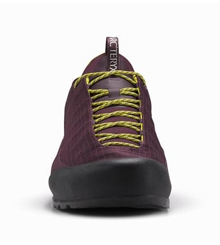 Konseal FL Shoe W Purple Reign Lumen Lime Front View