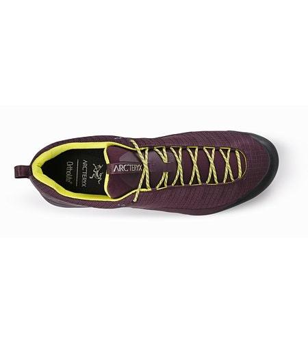 Konseal FL Shoe W Purple Reign Lumen Lime Top View