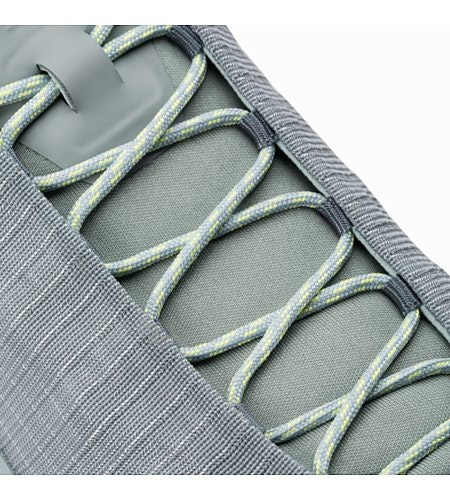 Konseal FL Shoe Women's Freezing Fog Petrikor Lace Detail