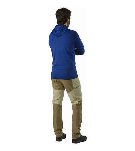Konseal Hoody Corvo Blue Back View