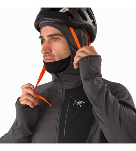 Konseal Hoody Pilot II With Helmet