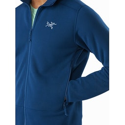 Kyanite Hoody Cobalt Sun Hand Pocket