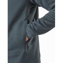 Kyanite Hoody Paradox Hand Pocket