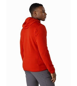 Kyanite Hoody Sambal Back View