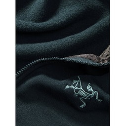 Kyanite Hoody W Labyrinth Fabric