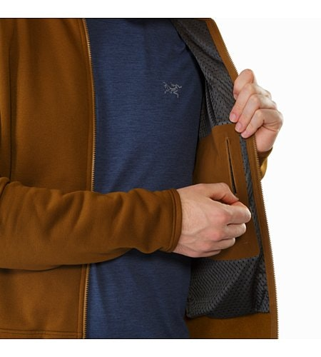 Kyanite Jacket Caribou Internal Security Pocket