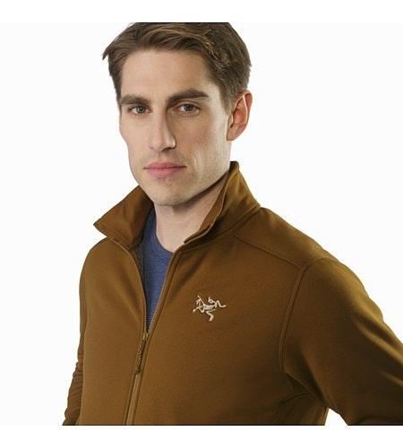 Kyanite Jacket Caribou Open Collar