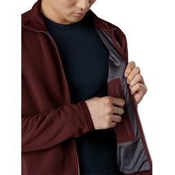 Kyanite Jacket Flux Internal Security Pocket