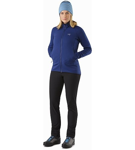 Kyanite Jacket Women's Mystic Front View 2