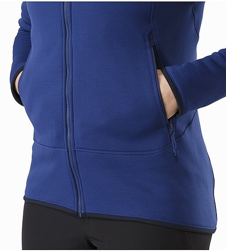 Kyanite Jacket Women's Mystic Hand Pocket 2