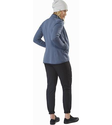 Kyanite Jacket Women's Nightshadow Back View
