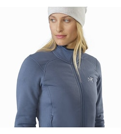 57afca3505 Kyanite Jacket Women's Nightshadow Collar