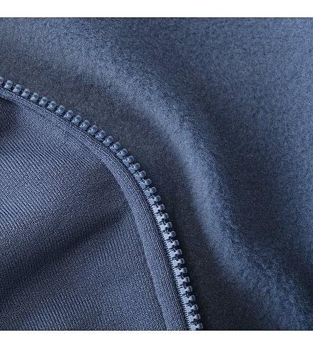 Kyanite Jacket Women's Nightshadow Fabric