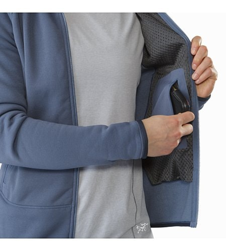 Kyanite Jacket Women's Nightshadow Internal Security Pocket