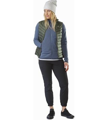 Kyanite Jacket Women's Nightshadow Outfit