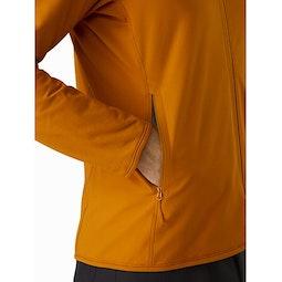 Kyanite LT Hoody Timbre Hand Pocket