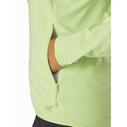 Kyanite LT Hoody Women's Bioprism Hand Pocket