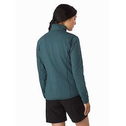 Kyanite LT Jacket Women's Astral Back View