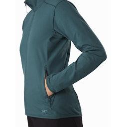 Kyanite LT Jacket Women's Astral Hand Pocket