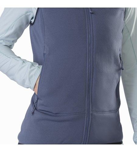 Kyanite Vest Women's Nightshadow Hand Pocket