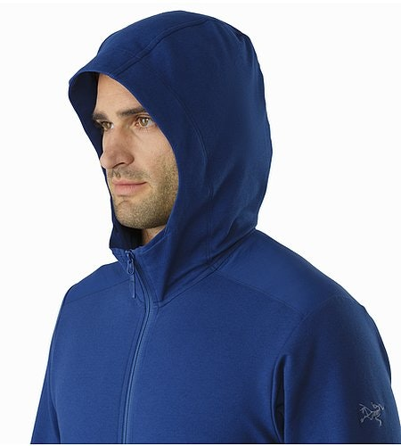 Kyson Hoody Triton Hood Front View