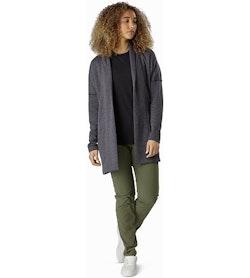 Laina Cardigan Women's Carbon Copy Outfit 2