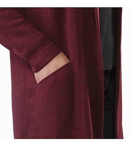 Laina Cardigan Women's Merbau Hand Pocket
