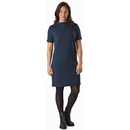 Laina Dress Women's Megacosm Heather Full View