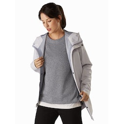 Laina Sweater Women's Antenna Heather Outfit