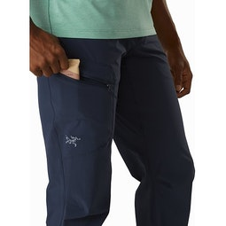 Lefroy Pant Cobalt Moon Thigh Pocket