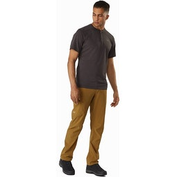 Lefroy Pant Elk Full View