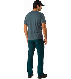 Lefroy Pant Labyrinth Back View