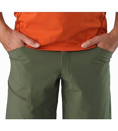 Lefroy Short Joshua Tree Hand Pockets