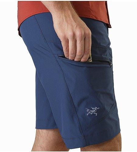 Lefroy Short Nocturne Thigh Pocket