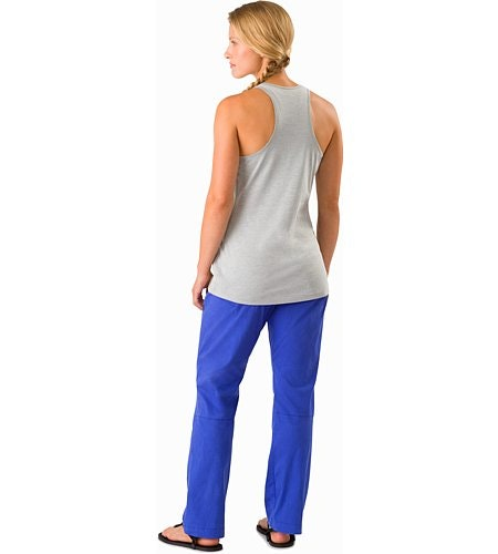 Levita Pant Women's Iolite Back View