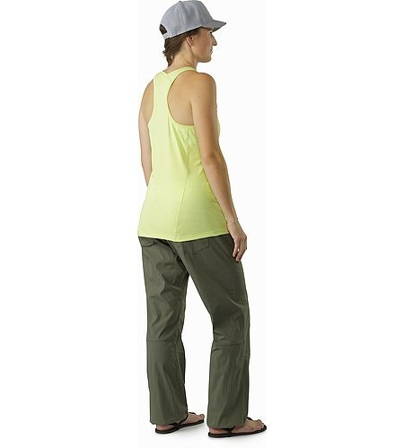 Levita Pant Women's Shorepine Back View