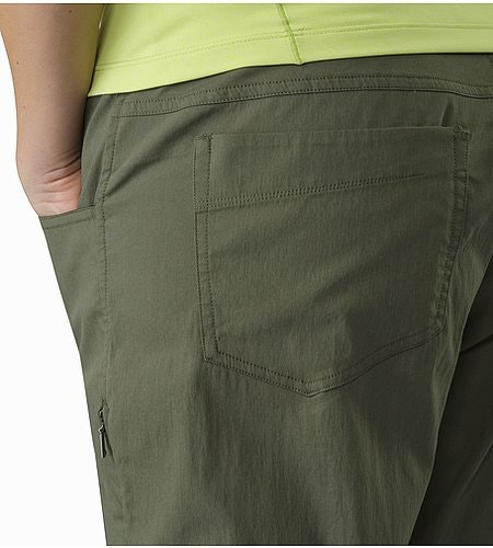 Levita Pant Women's Shorepine External Back Pockets
