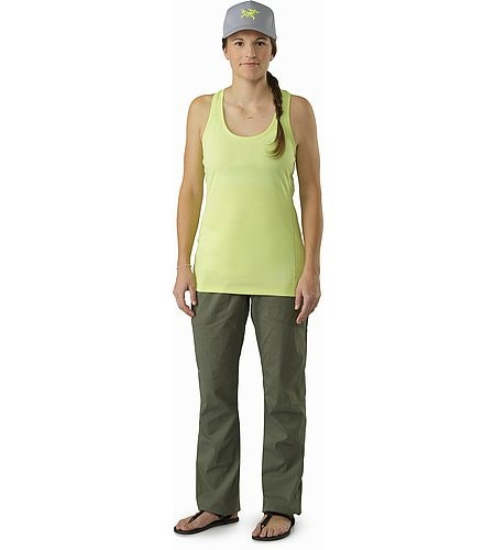 Levita Pant Women's Shorepine Front View