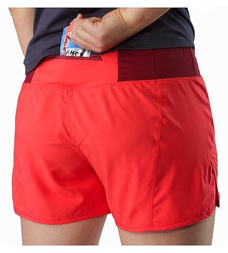 Lyra Short Women's Rad External Pocket Back