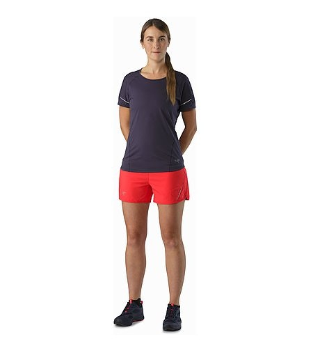 Lyra Short Women's Rad Front View