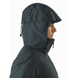 Macai Jacket Enigma Hood Side View