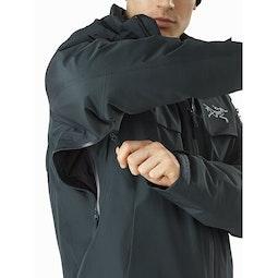 Macai Jacket Enigma Pit Zip