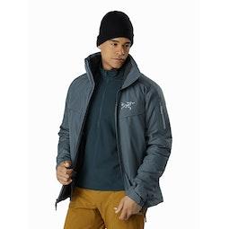 Macai Jacket Neptune Collar