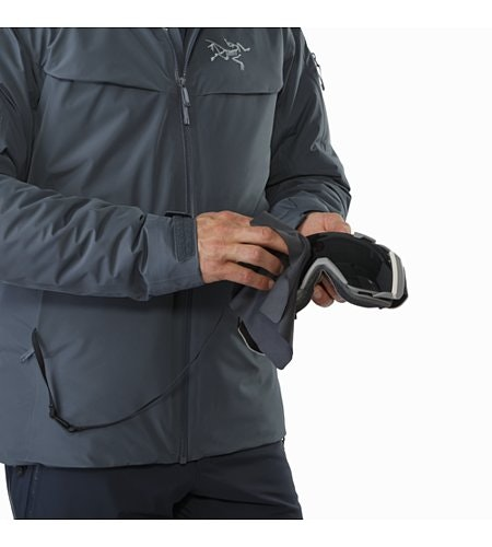 Macai Jacket Neptune Goggle Wipe