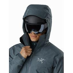 Macai Jacket Neptune Helmet Compatible Hood