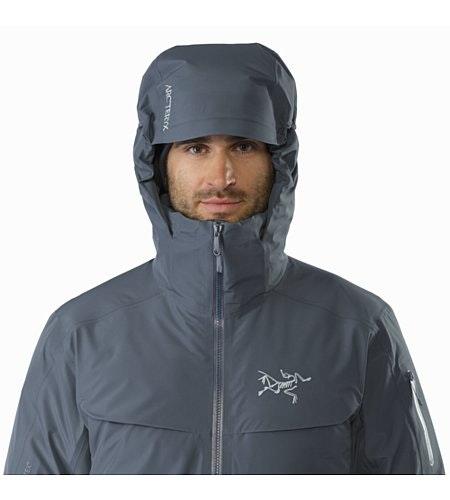 Macai Jacket Neptune Hood Up
