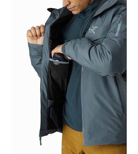 Macai Jacket Neptune Internal Dump Pocket