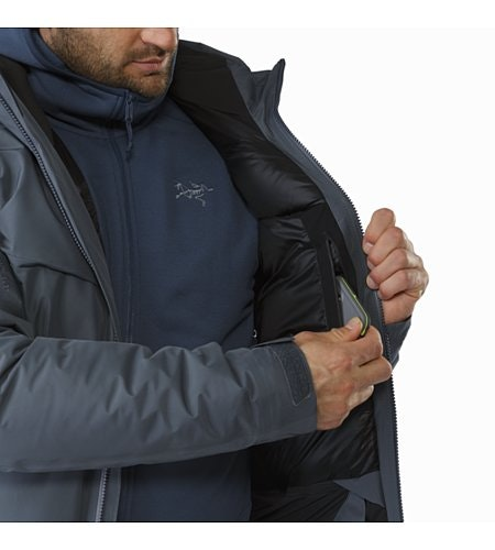 Macai Jacket Neptune Internal Security Pocket